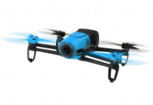 parrot bebop drone review