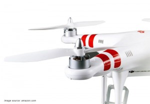 DJI Phantom for GoPro rotors