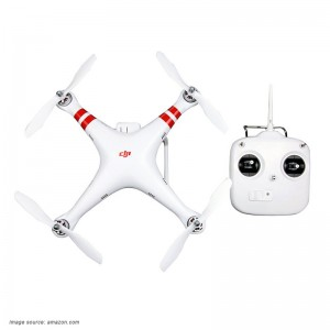 DJI Phantom for GoPro from top