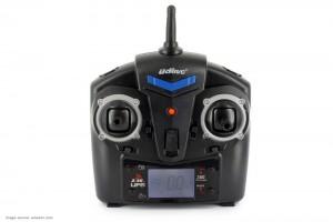 UDI-U818A-quadcopter-remote-control