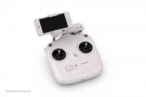dji phantom 2 vision+ remote control
