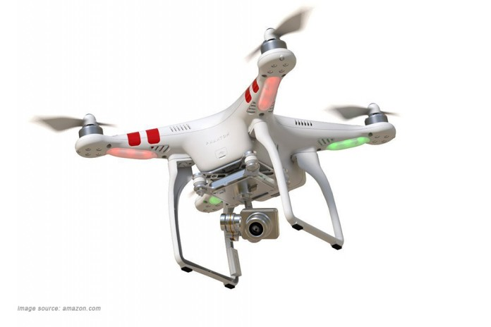 new images of best authentic detailed pictures DJI Phantom 2 vision plus review