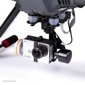Walkera Scout X4 iLook camera