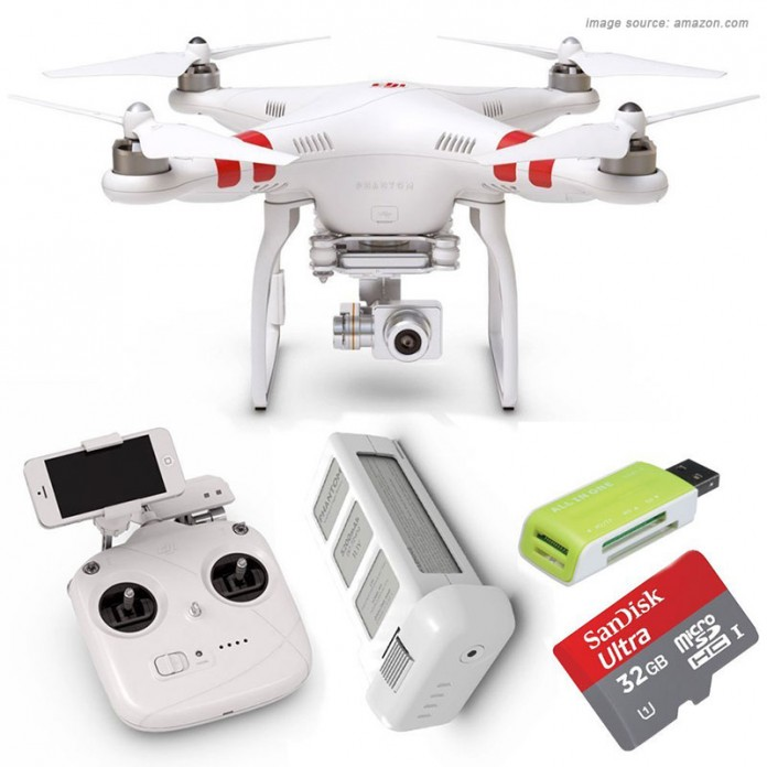 best quadcopter accesories