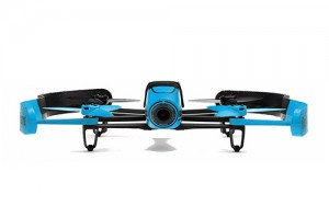 bebop drone front view