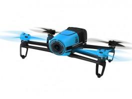 parrot bebop drone review