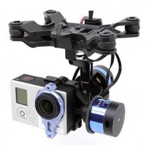3d robotics iris Go Pro camera