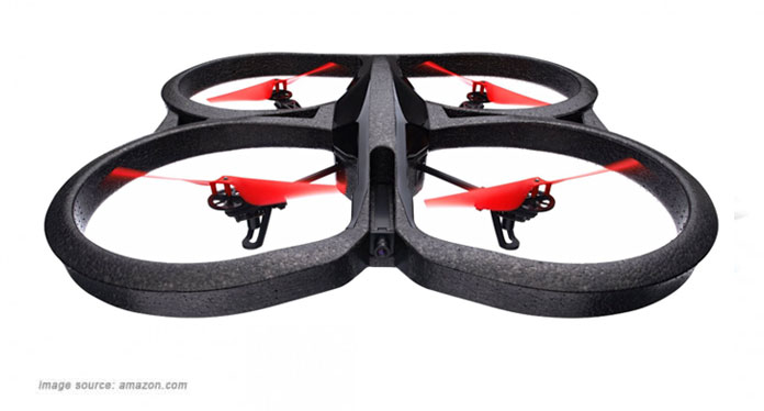 Parrot AR Drone 2.0 Power Edition