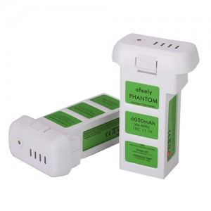 dji phantom 6000 mah battery