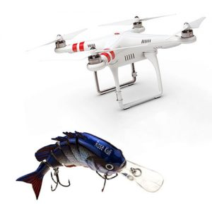 How drones will revolutionize fishing