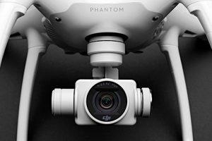dji phantom 4 camera