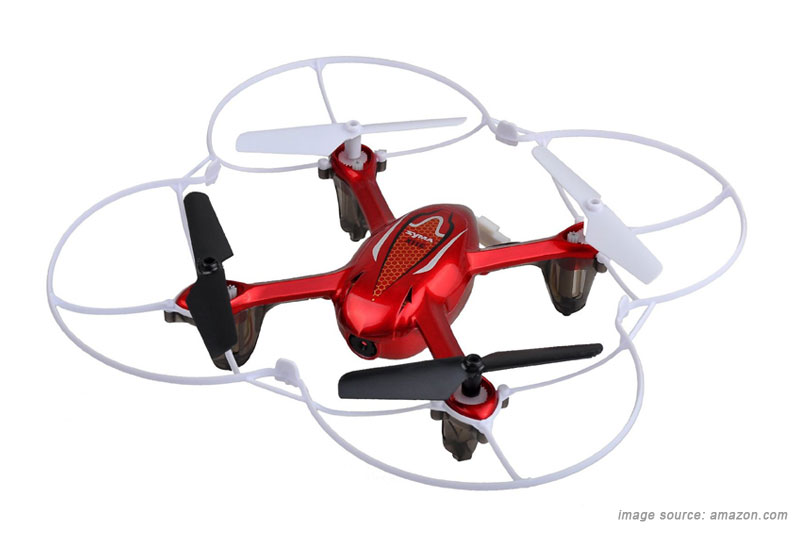 syma x11 quadcopter