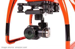 autel robotics 4k camera