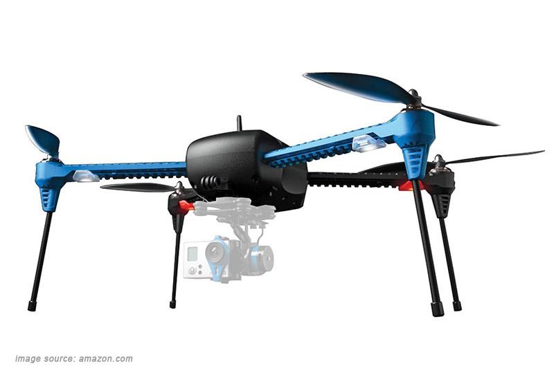 3d robotics iris+