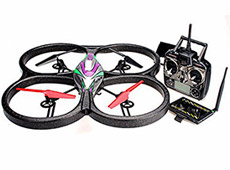 V666 Quadcopter