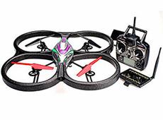 V666 Quadcopter