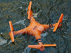 Geek Toys Waterproof RC Drone