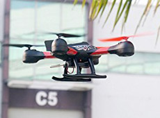 Hawkeye FPV Quadcopter