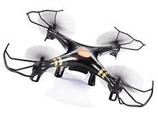 Black Aviax Drone