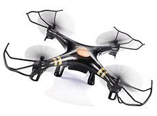 Black Aviax Drone