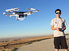 QC1 Drone