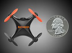 Spirit Mini Quadcopter