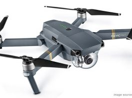dJI mavic pro review and features