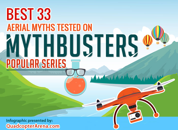 33 best mythbusters aerial myths